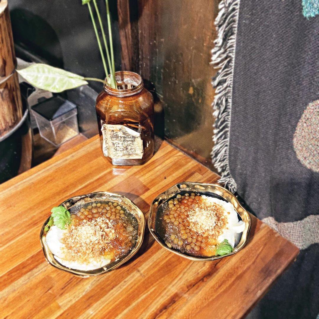 宜蘭抹茶山周邊景點美食-白水豆花