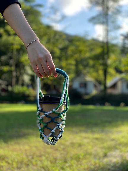 拉波波村可以玩什麼-繩結提袋DIY體驗