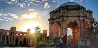 美國西岸舊金山景點-藝術宮